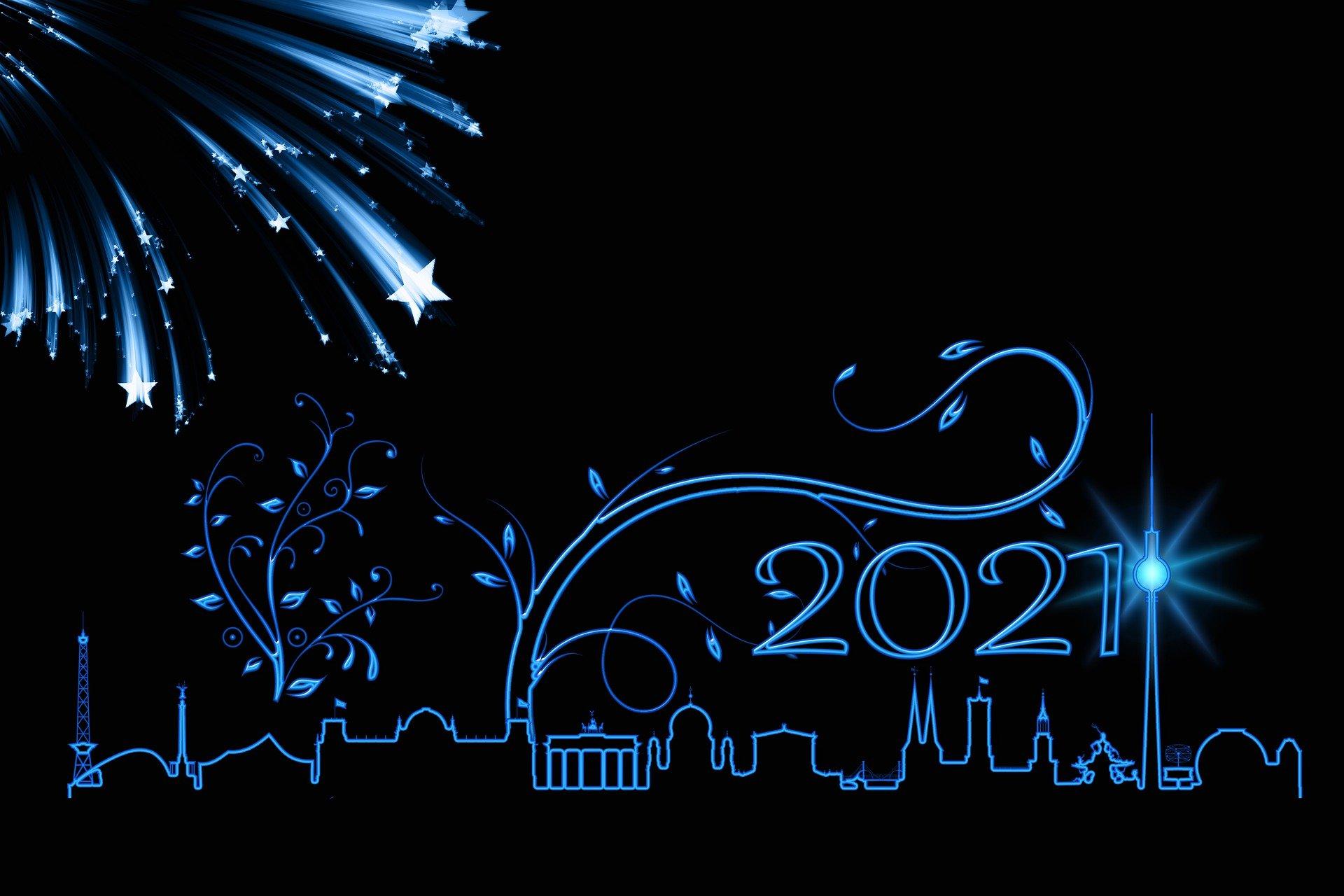 Neujahrsblick